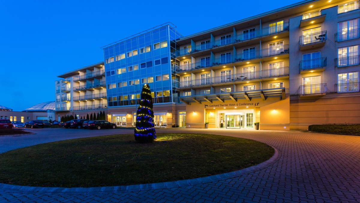 Gotthard Therme Hotel and Conference ****